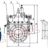 供应贵州上海200X型减压阀代理商,贵州上海200X型减压阀批发报价
