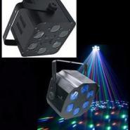 LED声控六眼包房月花灯图片