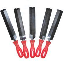 供应单色柄菱形锯锉及包装