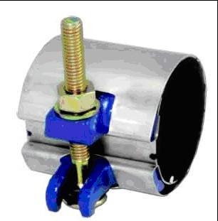 排水管道专用修补抱箍卡夫节 上海元冬阀门管件有限公司 -供应排水