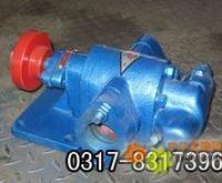 供应滨州市博山水泵批发齿轮油泵KCB