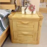 供应松木床头柜专售
