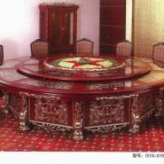 酒店家具餐桌福建电动餐桌图片