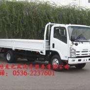 庆铃600P轻卡130马力4X2载货车图片