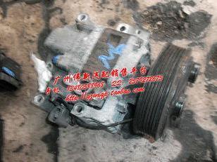 马自达6原厂件压缩机图片
