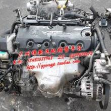 本田原厂件 雅阁2.3发动机总成变速箱 助力泵 发电机 压缩机 马达