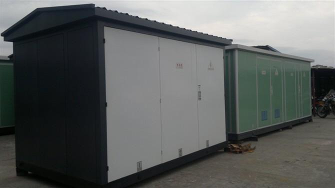 可预订欧式预装式箱式变电站ybw-12图片