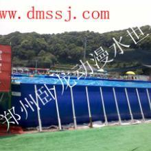 供应大型支架游泳池