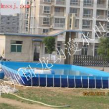 供应框架游泳池支架水池厂家报价