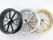 RPM轮毂强化型材料9爪10寸轮框图片