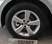13款新朗逸15寸铝合金轮毂钢圈图片