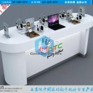 弧形HTC体验桌HTC手机展示柜A款/图片