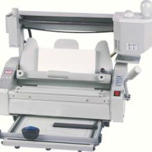 供应A4桌面胶装机荣大RD-JB-4带压痕 标书机 装书机