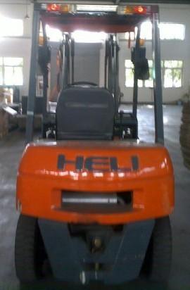 供应库房用的叉车二手叉车合力叉车