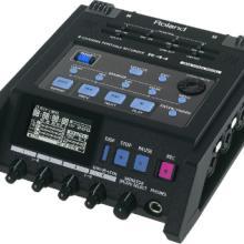 北京西城供应罗兰录音采访机R44 4路便携数字录音机 销售价格