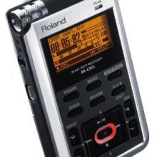 北京供应罗兰录音采访机R05 WAVE/MP3录音机 罗兰官方代理