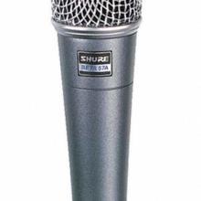 供应舒尔BETA57A舒尔乐器专用话筒 批发商价格