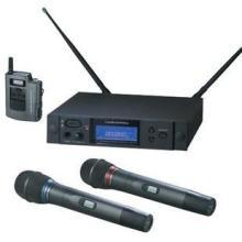 供应铁三角话筒AEW4110专业无线领夹麦克风 AEW4110话筒