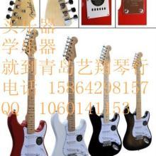 供应青岛乐器专卖吉他电子琴架子鼓钢琴小提琴古筝等乐器配件教材等批发