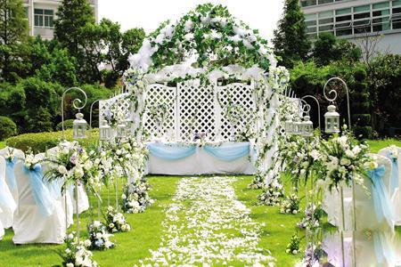 郑州户外婚礼图片大全图片