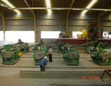 供应越南天然橡胶初加工生产线、橡胶流水线