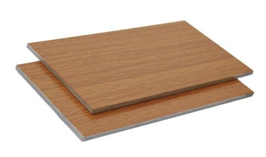 供应木纹铝塑板图片图片