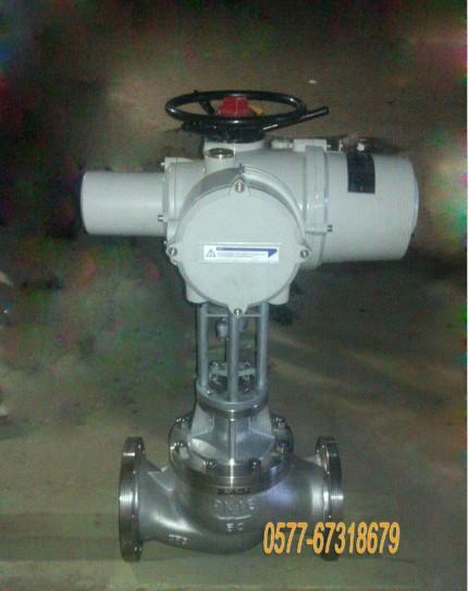 供应zrqm-40c智能型电动调节阀图片