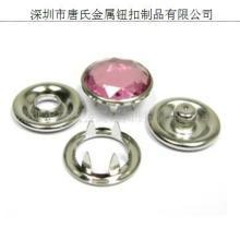 深圳唐氏专业生产品牌爪钮适用各种高档服装供应品牌五爪钮