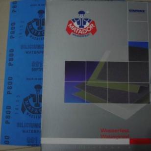 德国勇士砂纸2000图片