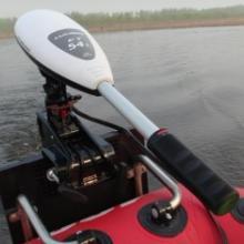 海伯ET54L电动推进器马达船挂机电动马达船外机
