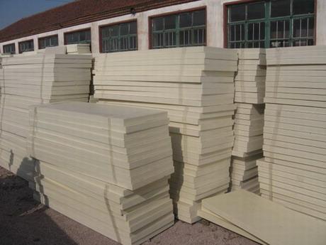 供应绿色聚苯乙烯保温板