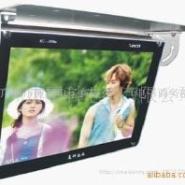 广州单板17寸吸顶车载显示器生产厂图片