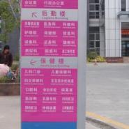 立式索引牌/户外指示牌/多功能户外立牌/医院户外立牌