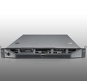 DELL戴尔R410服务器 2G 500G DVD