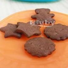 制作巧克力饼干——中华糕点