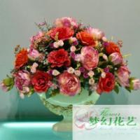 西安假花设计公司