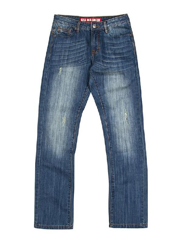 男式牛仔裤供应商/生产供应时尚男式牛仔裤-一嗨商城