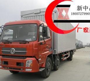 天锦翼展式货车图片