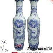 创意礼品陶瓷大花瓶景德镇陶瓷厂家图片
