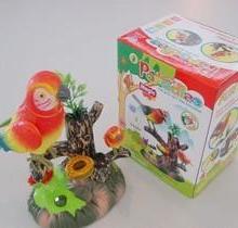 仿真电动声控鸟H5583066,电动动物玩具,卡通声控鸟玩具图片