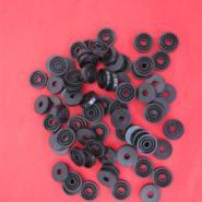 广州橡胶防震胶套和硅胶防震胶套图片