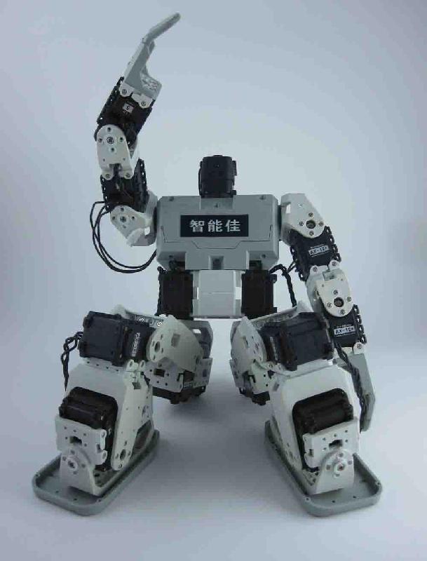 人形机器人图片 人形机器人样板图 人形机器人 北京智能佳机器人公司