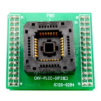 供应PLCC烧录座CNV-PLCC-DIP28PLCC28