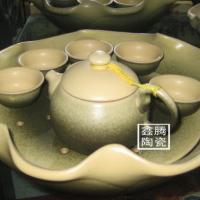 供应景德镇功夫茶具 青花瓷套装茶具价格