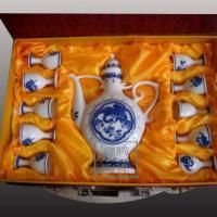 景德镇陶瓷酒具陶瓷厂家定做