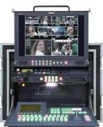 数字8路SDI数位移动演播室图片