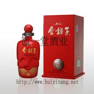 20年红瓶金种子酒价格图片