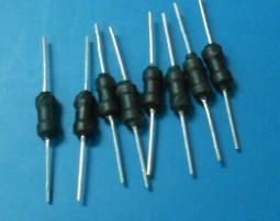 供应轴向滤波电感器一字电感器