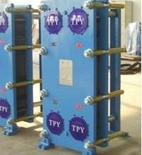供应蒸馏水冷却板式换热器价格图片
