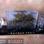 广州楼盘开工奠基仪式纪念品定做图片